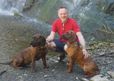 Yves Martineau, Fondateur de ACCSQ association des conducteurs des chiens de sang du Québec et conférencier